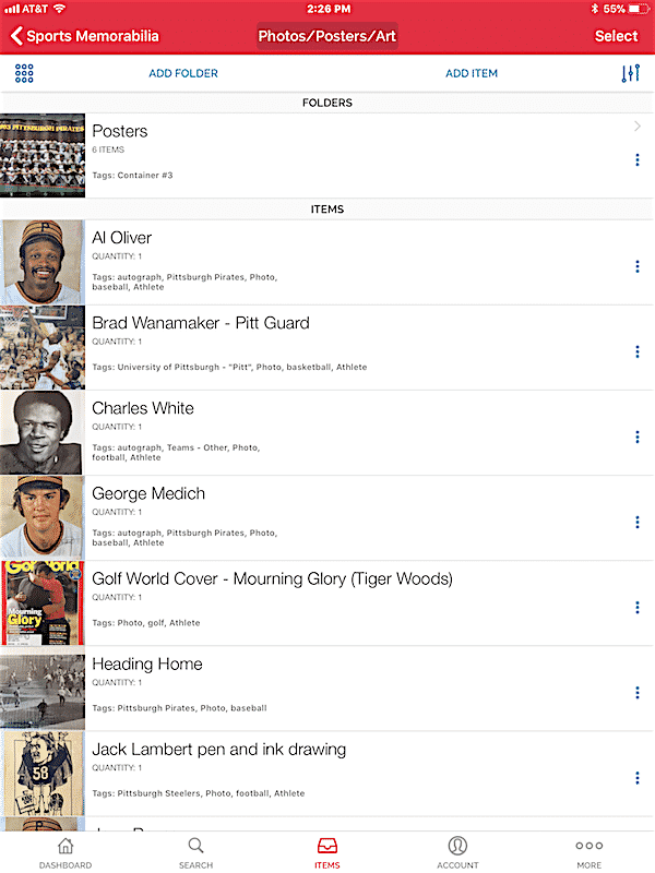 Organize Your Valuable Collections with Sortly