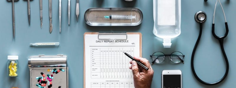 Inventory List for a Medical Office To Run Smoothly